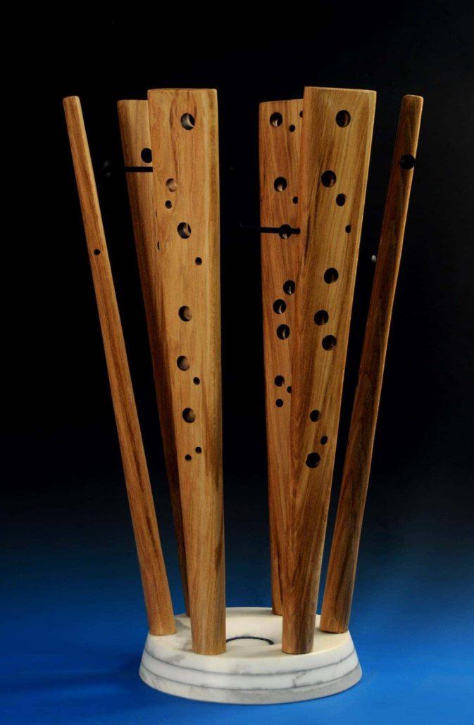 Portaombrelli di legno - Alessandra Politi Sculture & Design